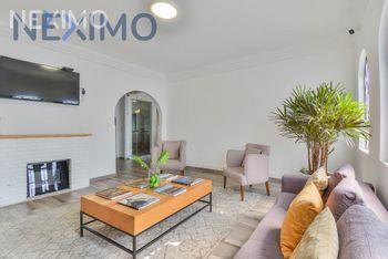 NEX-10104 - Cuarto en Renta, con 1 recamara, con 1 baño, con 60 m2 de construcción en San Miguel Chapultepec I Sección, CP 11850, Ciudad de México.
