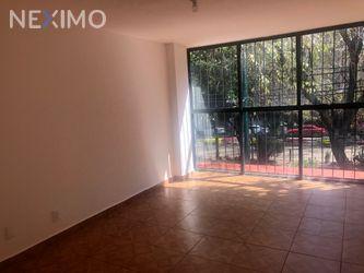 NEX-26786 - Oficina en Renta, con 3 recamaras, con 2 medio baños, con 100 m2 de construcción en Roma Norte, CP 06700, Ciudad de México.