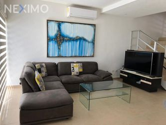 NEX-30712 - Casa en Renta, con 3 recamaras, con 3 baños, con 220 m2 de construcción en Supermanzana 312, CP 77533, Quintana Roo.