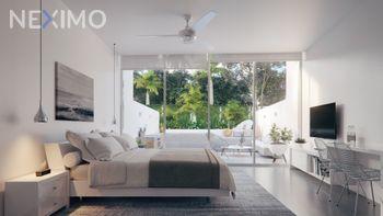 NEX-17459 - Departamento en Venta, con 1 recamara, con 1 baño, con 36 m2 de construcción en La Veleta, CP 77760, Quintana Roo.