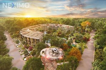 NEX-20880 - Departamento en Venta, con 1 recamara, con 1 baño, con 35 m2 de construcción en La Veleta, CP 77760, Quintana Roo.