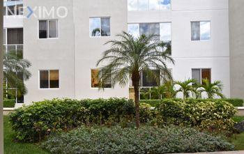 NEX-28764 - Departamento en Renta, con 3 recamaras, con 2 baños, con 75 m2 de construcción en Jardines del Sur, CP 77536, Quintana Roo.
