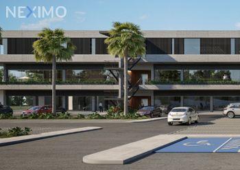 NEX-29190 - Local en Renta, con 2 medio baños, con 36 m2 de construcción en Supermanzana 312, CP 77533, Quintana Roo.