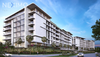 NEX-6018 - Departamento en Venta, con 3 recamaras, con 3 baños, con 1 medio baño, con 256 m2 de construcción en Zona Hotelera, CP 77500, Quintana Roo.